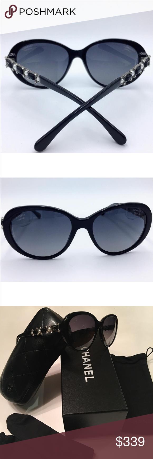 Chanel Bijou sunglasses