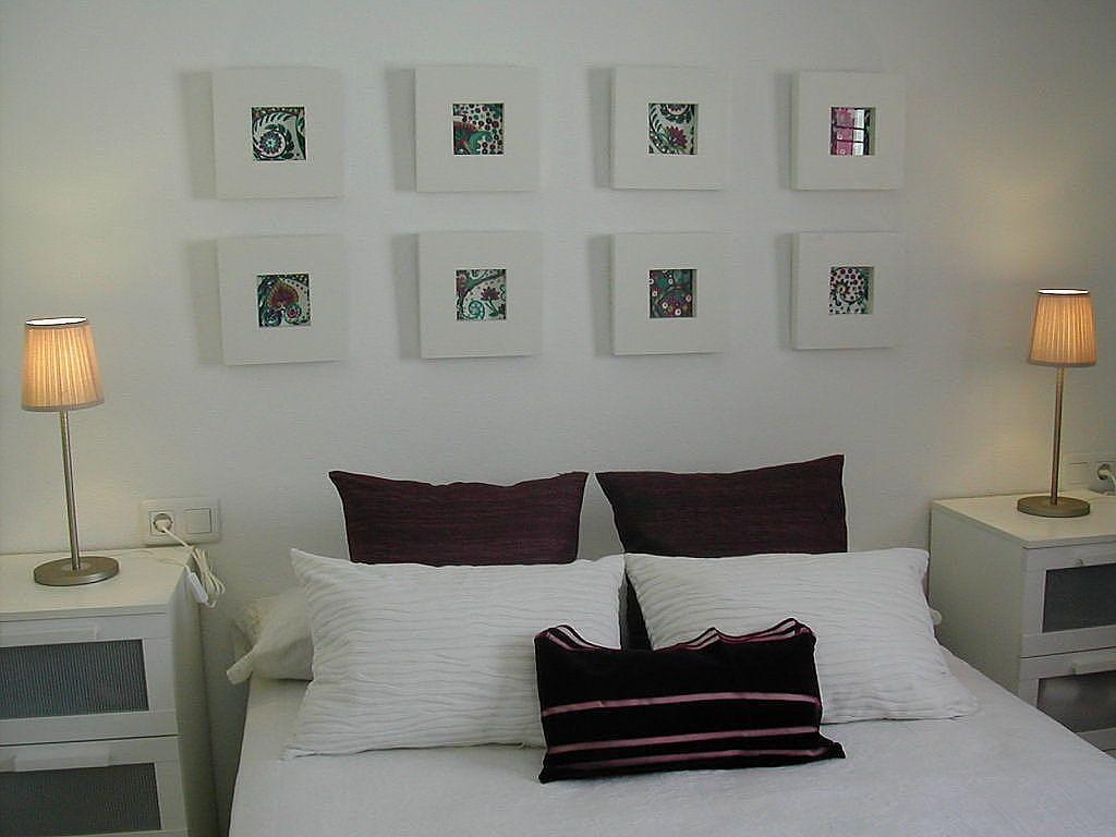 Camas sin cabecero buscar con google decoraci - Cabeceros cama caseros ...