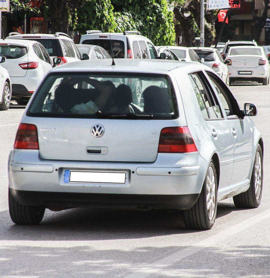 Volkswagen golf 1 6 mk4