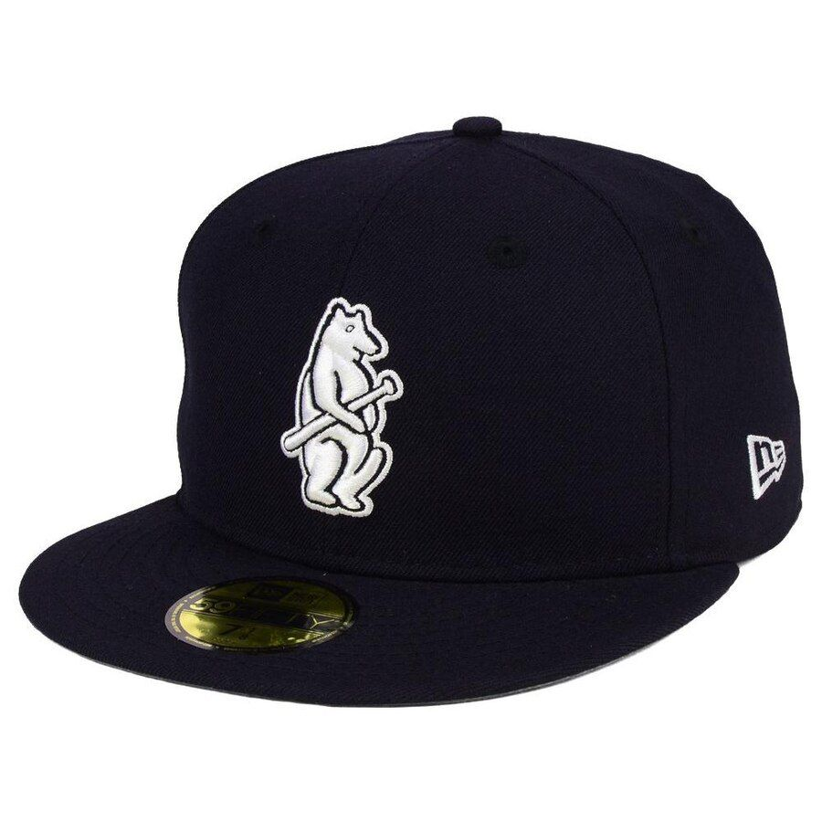 64e98a724 Chicago Cubs New Era MLB Cooperstown 59FIFTY Cap - Navy, Your Price: $37.99