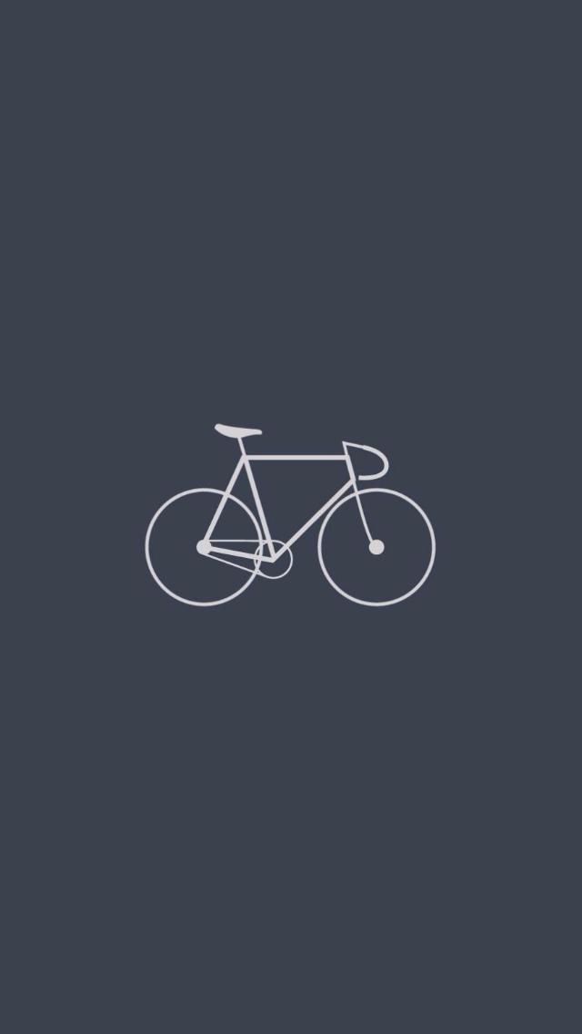 Road Bicycle Wallpaper Minimalist Iphone Minimalist Wallpaper Iphone Wallpaper Hipster