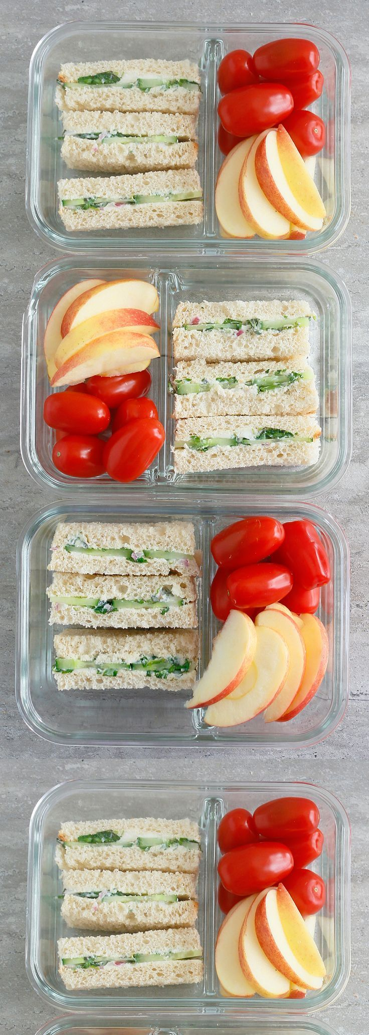 Photo of Cucumber Sandwiches Meal Prep – Kitchen @ Hoskins