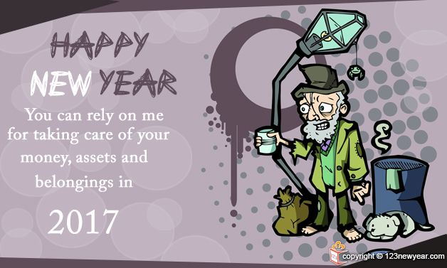 Funny Happy New Year Cards | Mobile Phone Wallpapers | Pinterest ...