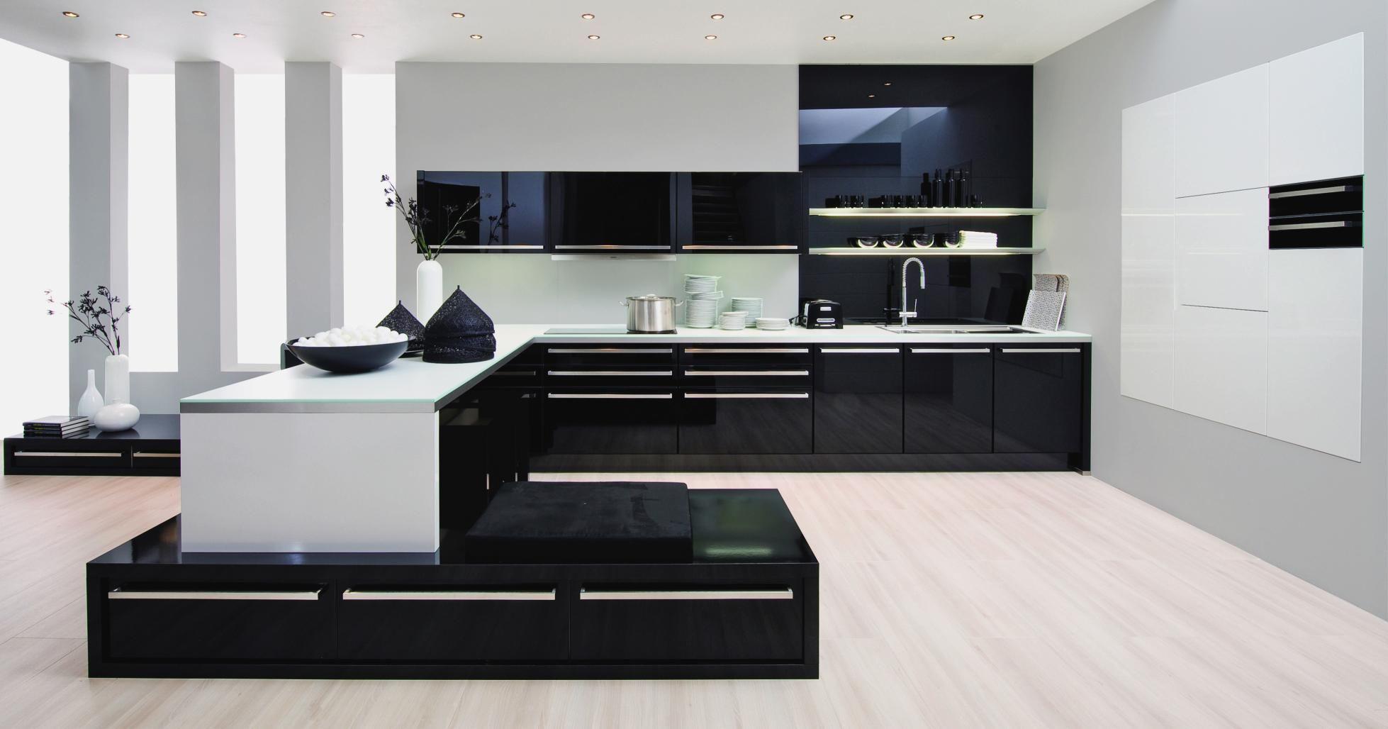 Moderne Einbauküche moderne einbauküche dieter knoll einbauküchen 30th
