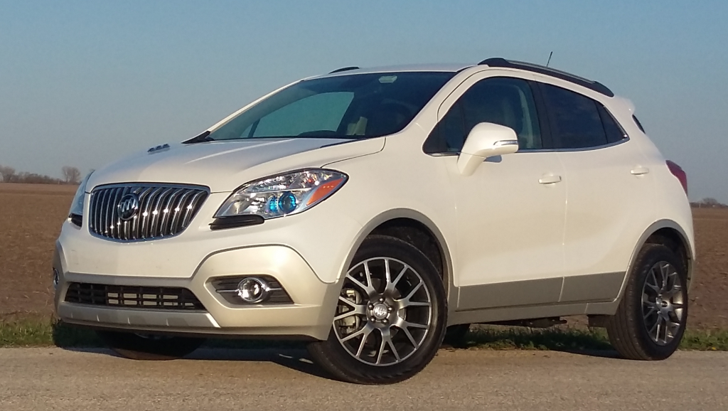 2016 Buick Encore Sport Touring Sport touring, Buick