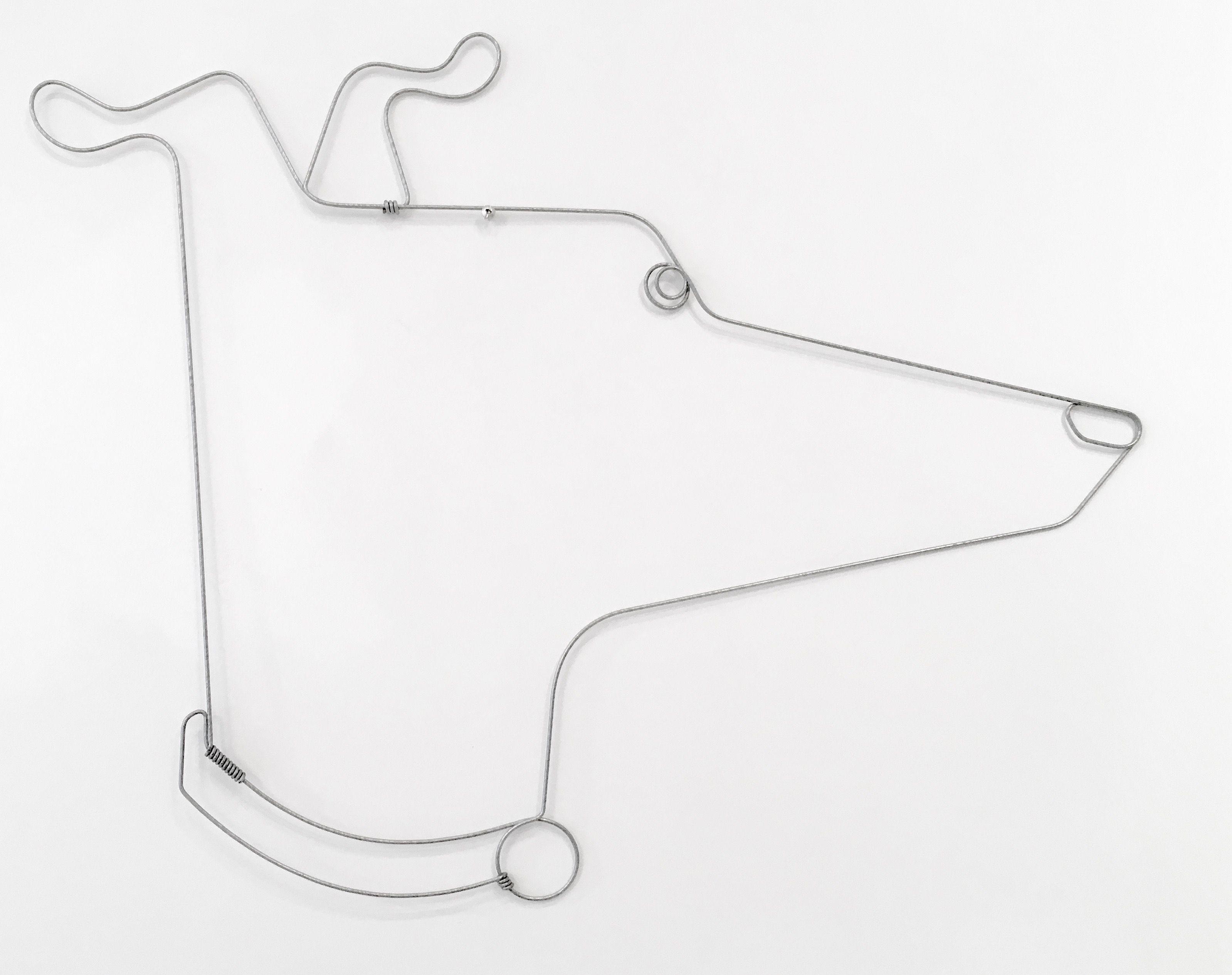 Rodger Stevens \'Wire Dog Sculptures\