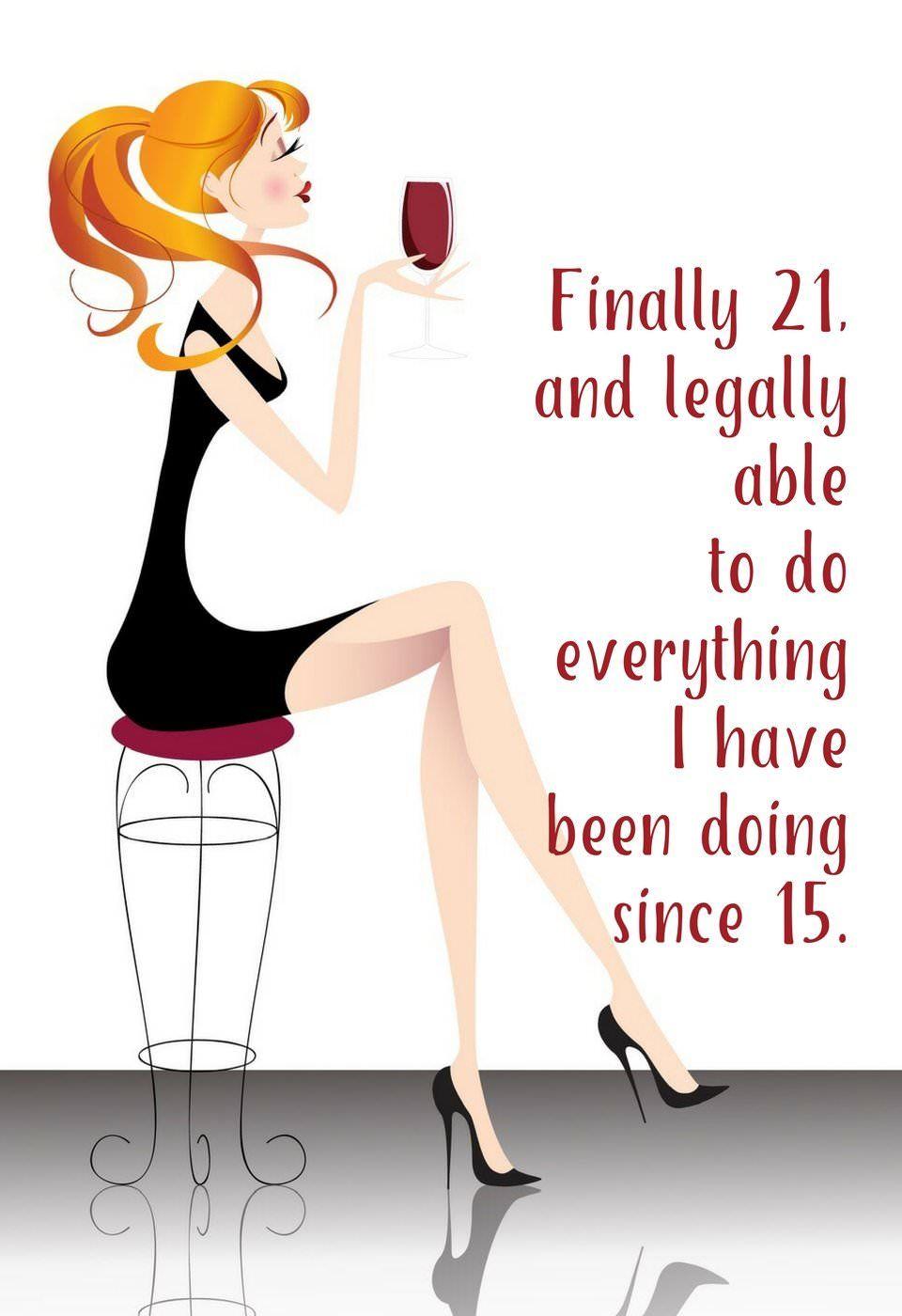Happy Birthday To You Happy 21st Birthday Wishes Birthday