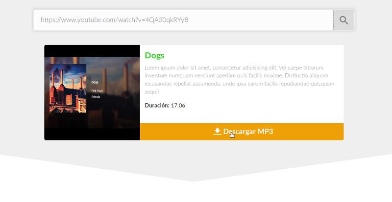 Descargar Mp3 De Youtube Convertidor Gratis Online Youtube Descargar Video Descargar Música