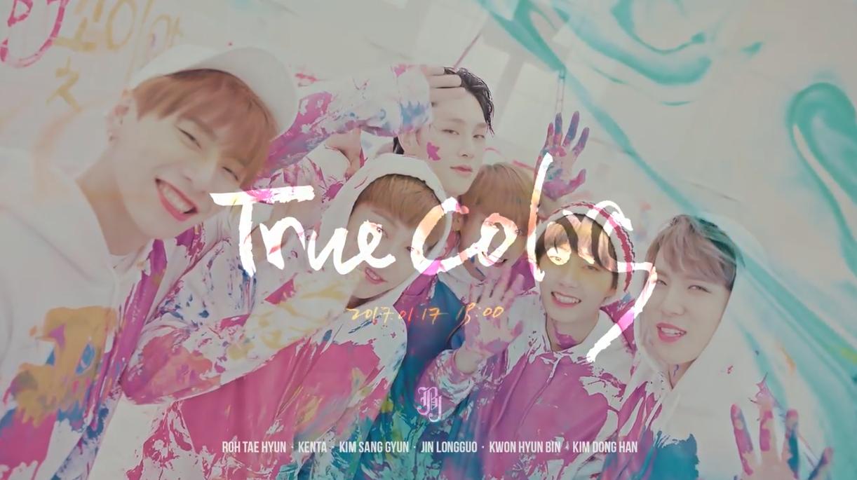 Jbj True Colors Album Trailer