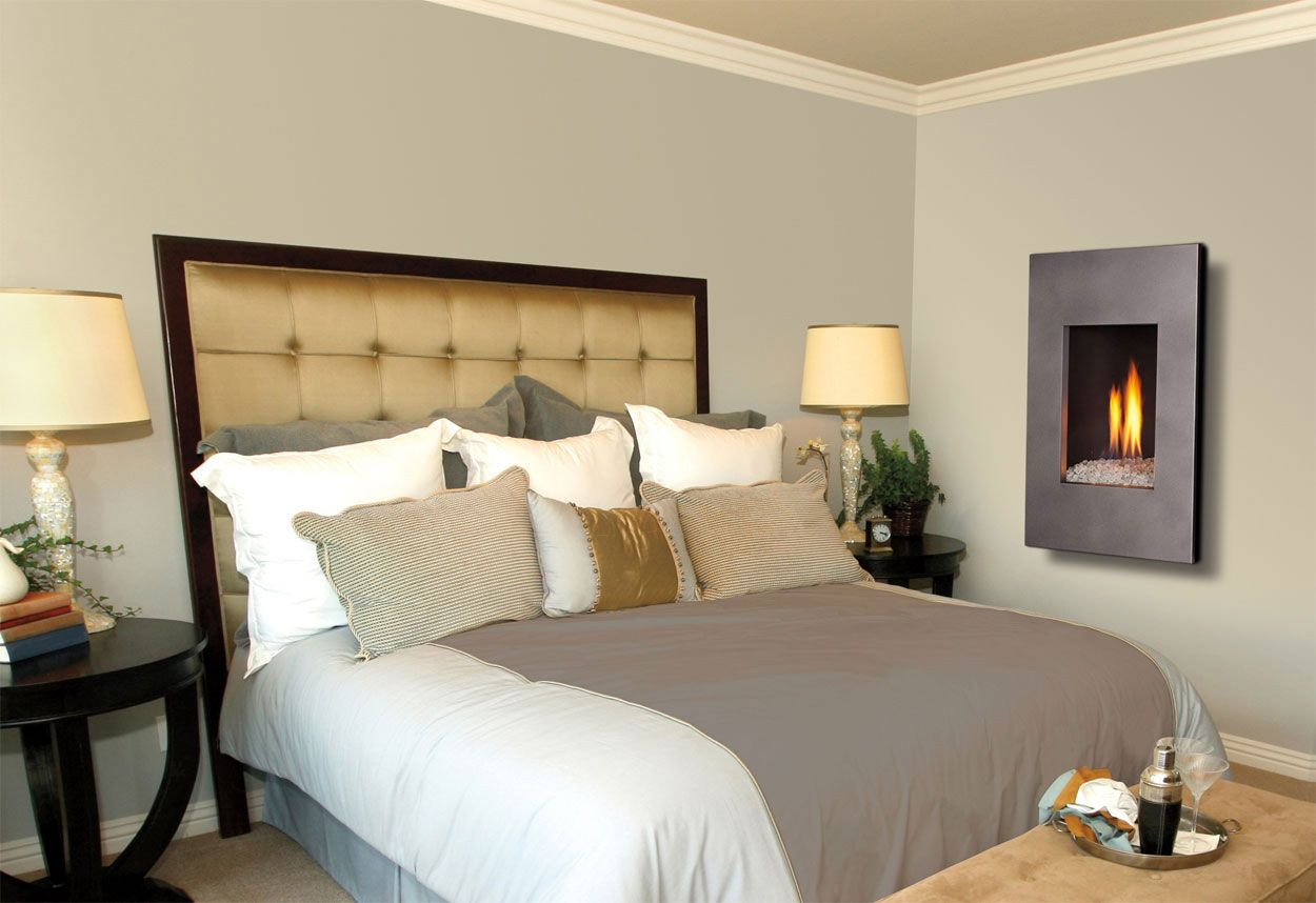 Bedroom Electric Fireplace Ideas