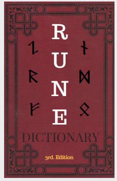 Sɴɪᴇɢᴅᴇᴊᴀ Wizzarding World Hogwarts Subject Study Of Ancient Runes Aesthetic Harry Potter Book Covers Harry Potter School Books Ancient Runes