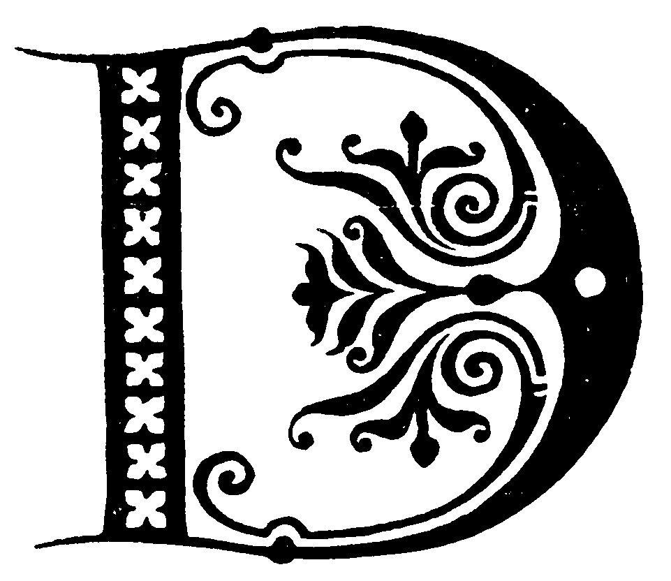 vintagefeedsacks free vintage clip art decorative letters rh pinterest com