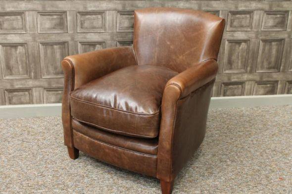 Brown Leather Armchair Vintage   Google Search