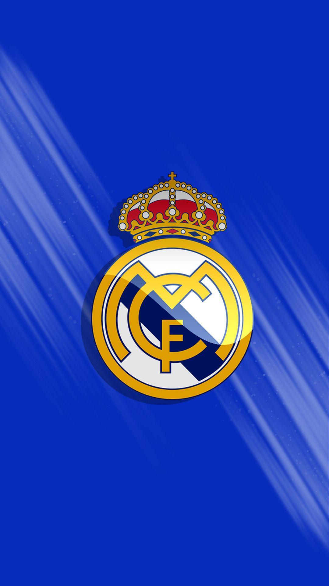 Lock Screen Real Madrid Wallpaper Iphone Hd Football In 2020 Real Madrid Wallpapers Real Madrid Logo Wallpapers Madrid Wallpaper