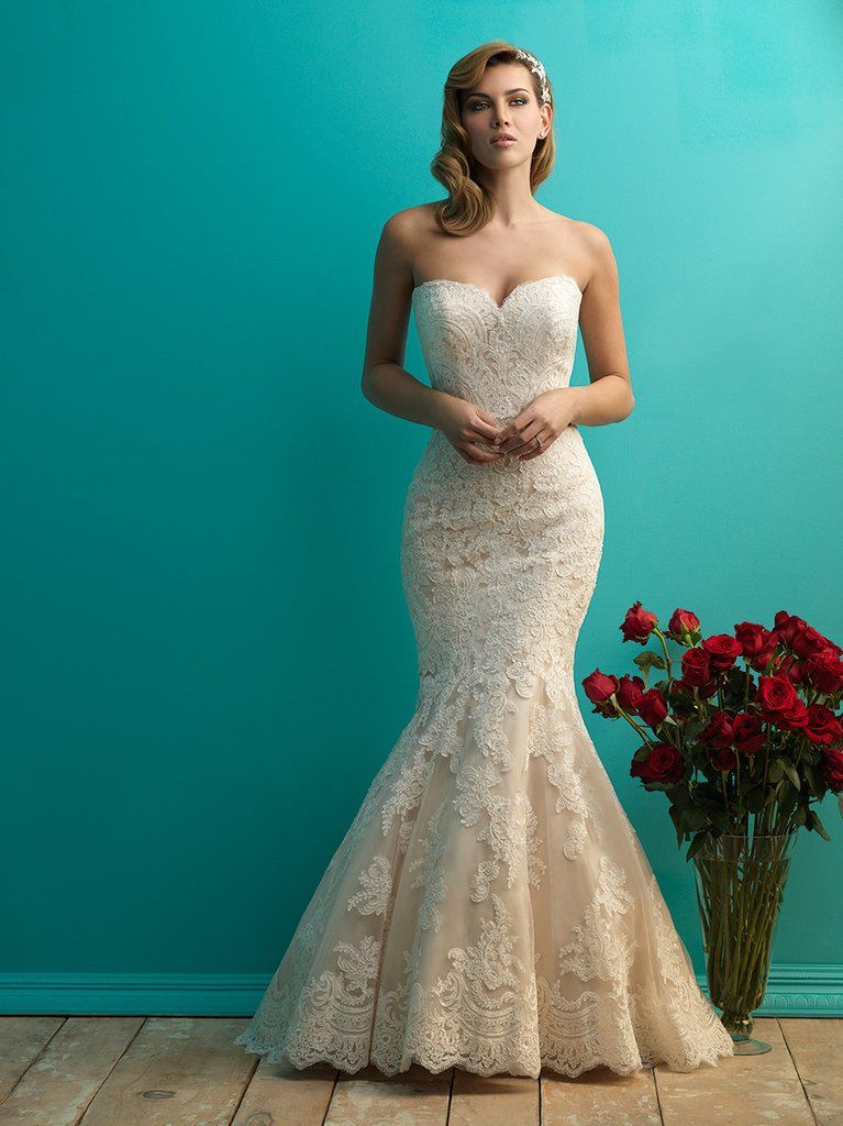 ea803d7d55417 Allure Bridals Wedding Dresses - Search our photo gallery for pictures of wedding  dresses by Allure Bridals. Find the perfect dress with recent Allure ...