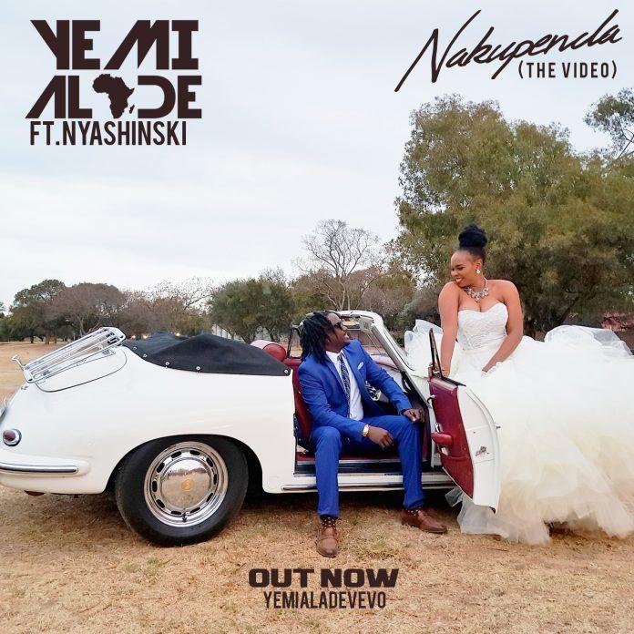 Download Video Yemi Alade Nakupenda Ft Nyashinski Video