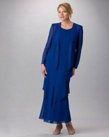 d2051464cbd Ursula 52509W Petite Plus Size Mother of the Bride Dress - French Novelty