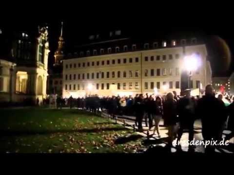 Das Video zur Pegida-Hymne - Dresden zeigt wies geht