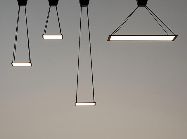 LG Chem OLED light panels with Rail Pendants. & LG Chem OLED light panels with Rail Pendants. | Light | Pinterest ... azcodes.com