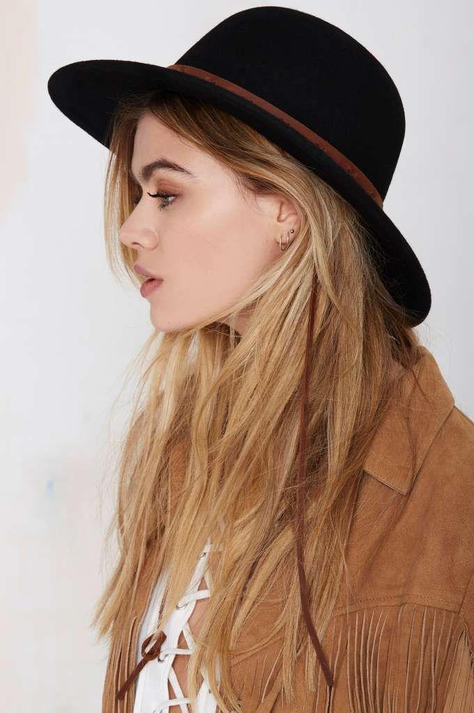 2d2db1bff753f0 Brixton Clay Wool Hat - Hair + Hats | California Dreamin' | Hats ...