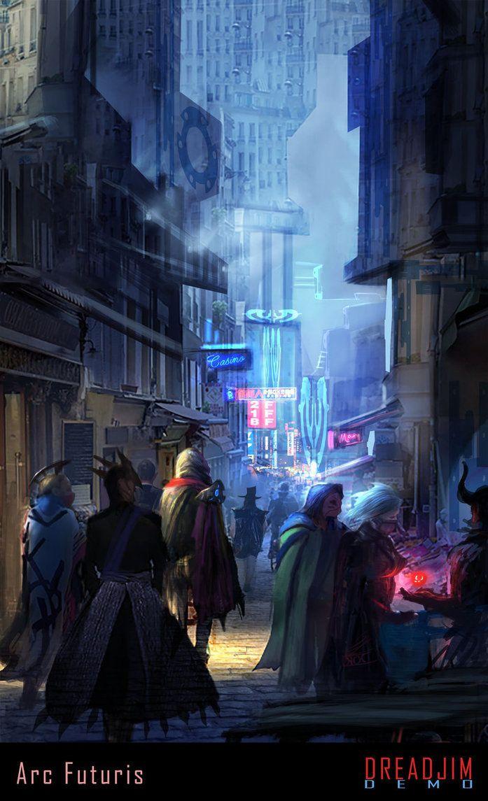 """Arc Futuris, Jimmy """"Dreadjim""""  Ling on ArtStation at https://www.artstation.com/artwork/arc-futuris-370dc1ed-8e73-460f-b035-39f920945ddd"""