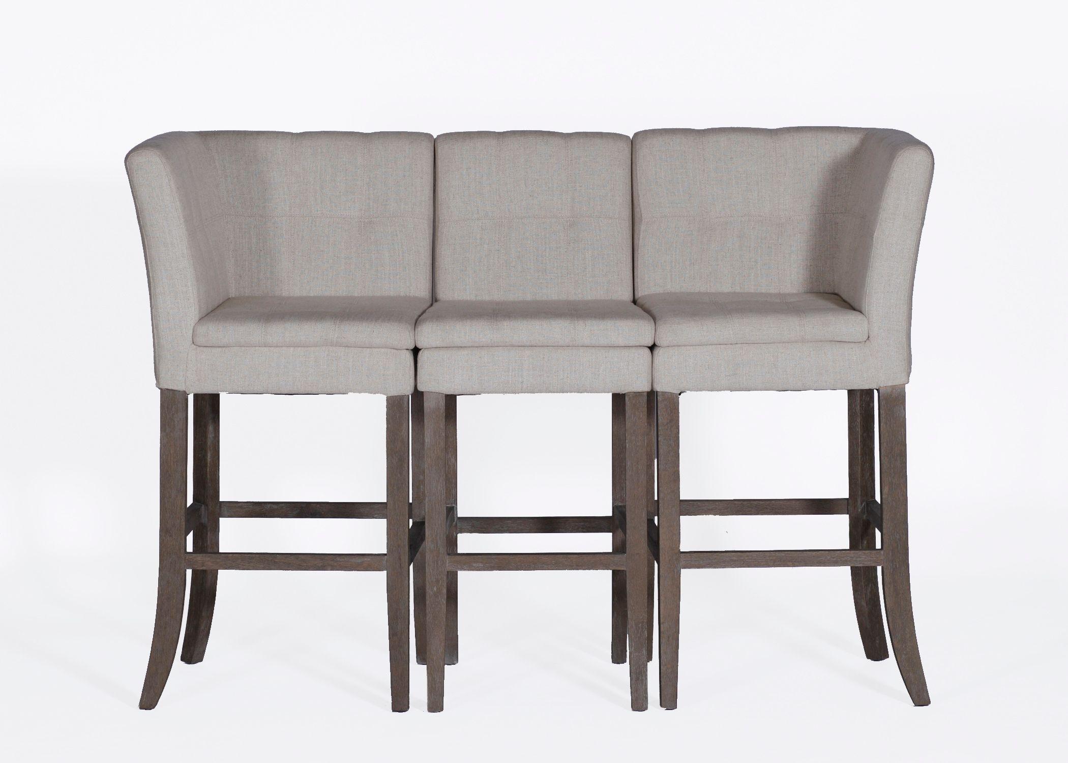 Island bench stools Casa Clawson Pinterest