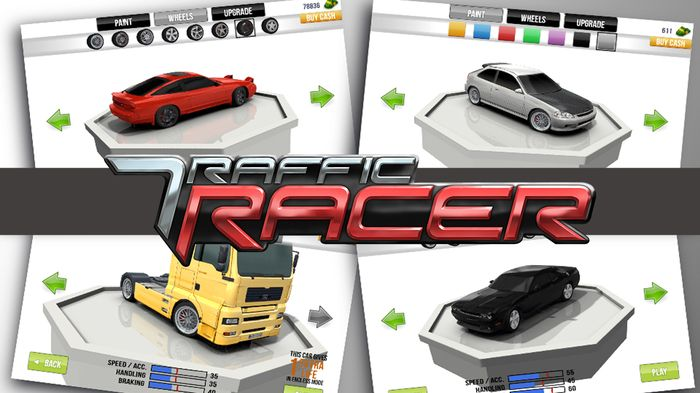 Traffic Racer Game Free Download Apk For Android Mobile and Tablets |  Download Free Android Games