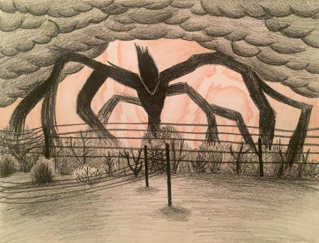 The Upside Down by stormtorm on DeviantArt