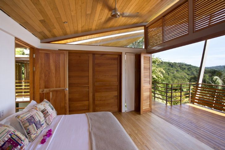 Diseño de casa de madera para zonas cálidas o tropicales | Clima ...