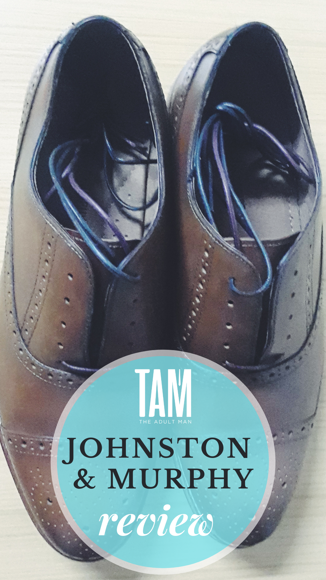 Johnston And Murphy Shoes Review: Good