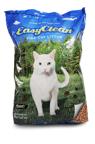 Pestell Cozy'n Fresh Pine Pellet Cat Litter with Activated