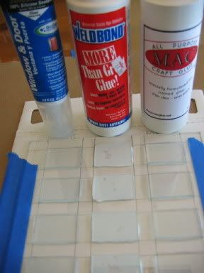 Faq Which Adhesive Best For Glass On Glass Mosaic And Stained