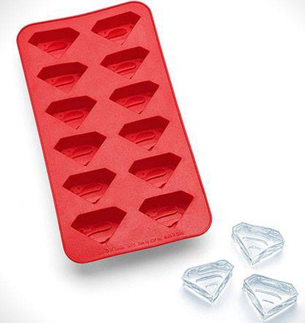 Superman Ice Tray