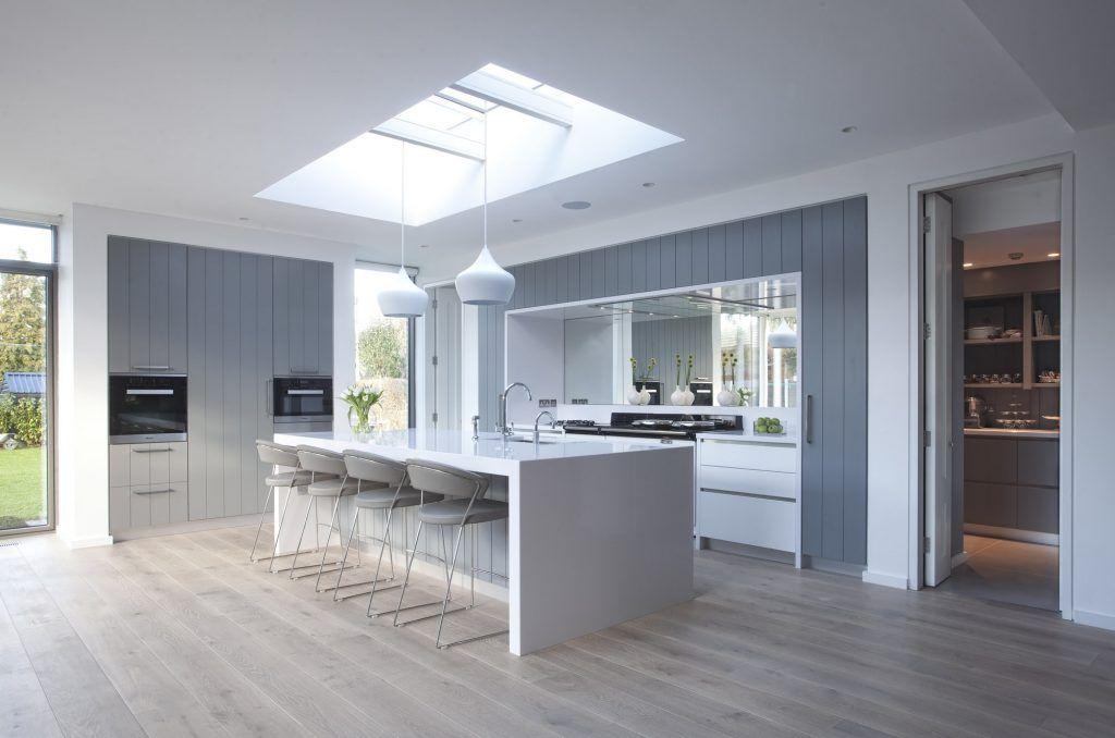 Minimalist Kitchen   Urban Design   Newcastle Design Experts ...
