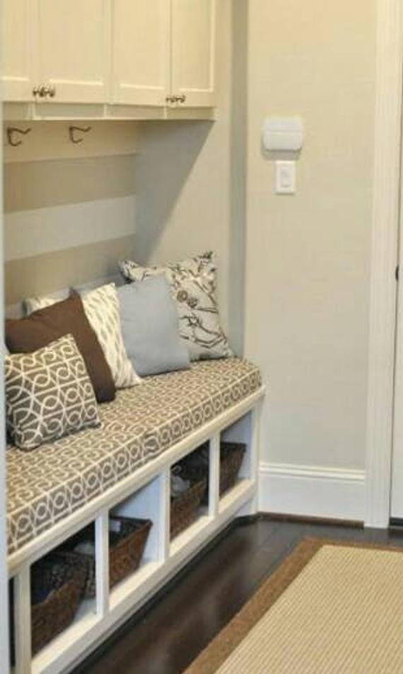 Custom Bench Pad Etsy Home Home Decor Mudroom