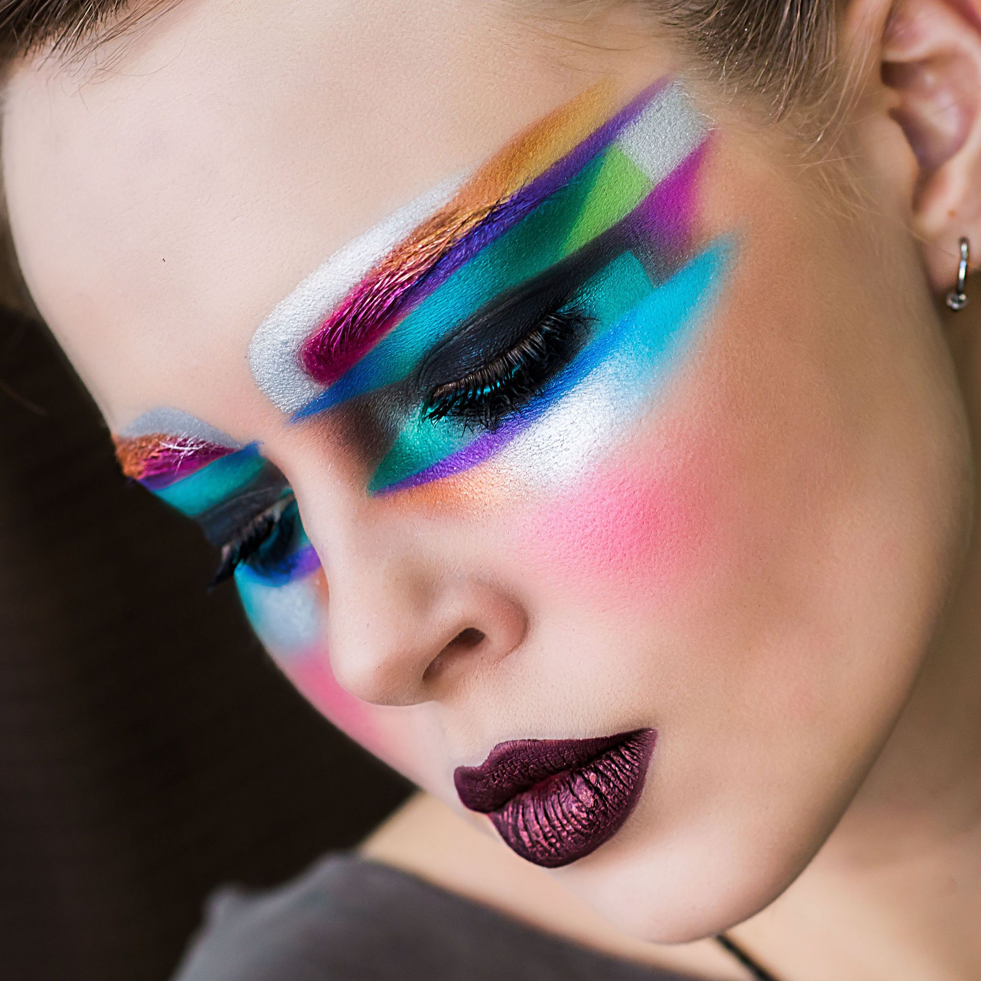 extreme makeup pictures - 736×736