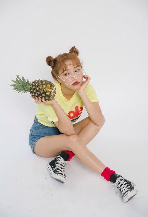 fashion, girls, and style korean image | Korean/Asian fashion | Pose