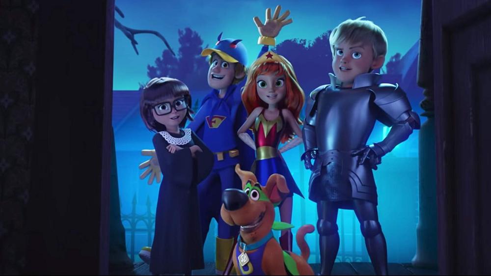 Scoob 2020 Scooby Doo Movie Scooby Scooby Doo