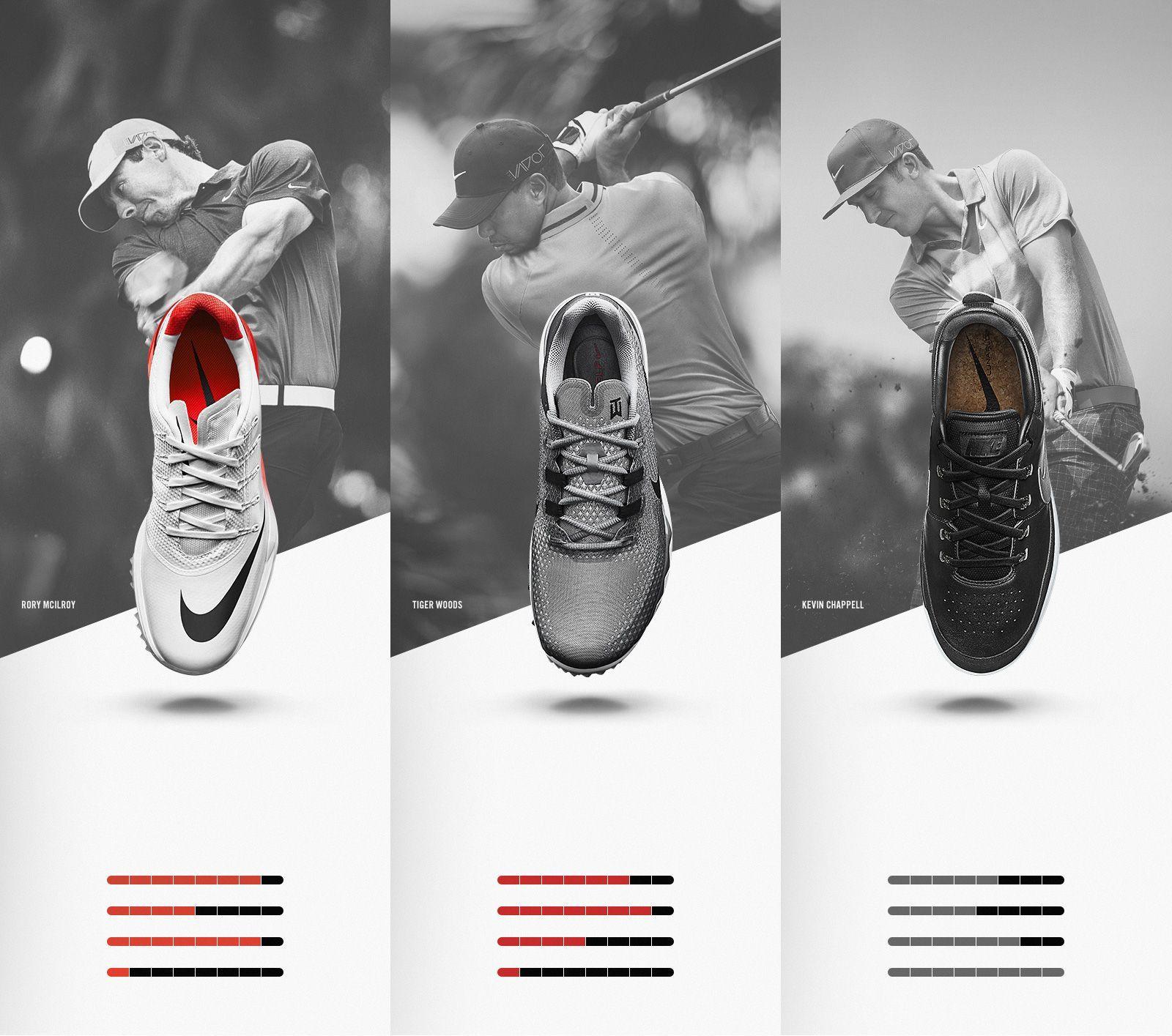 Nike Page Catalog Design Layout Sports Graphic Design Banner Design Inspiration