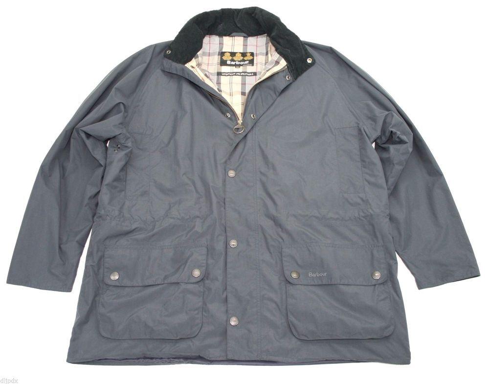Barbour Marsdon lightweight rain jacket waterproof breathable XL ...