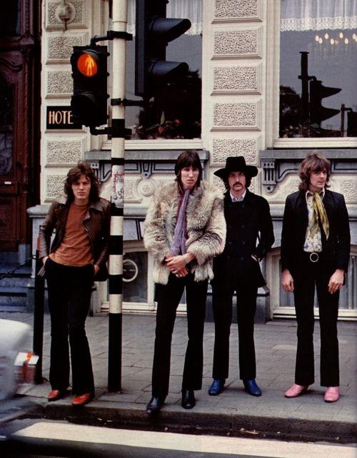 Pink Floyd - Amsterdam, March 1968