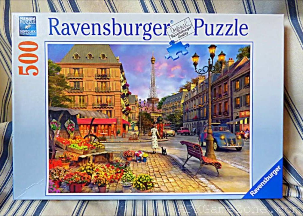 Ravensburger Puzzle : Full Game Unlock Mod : Download APK
