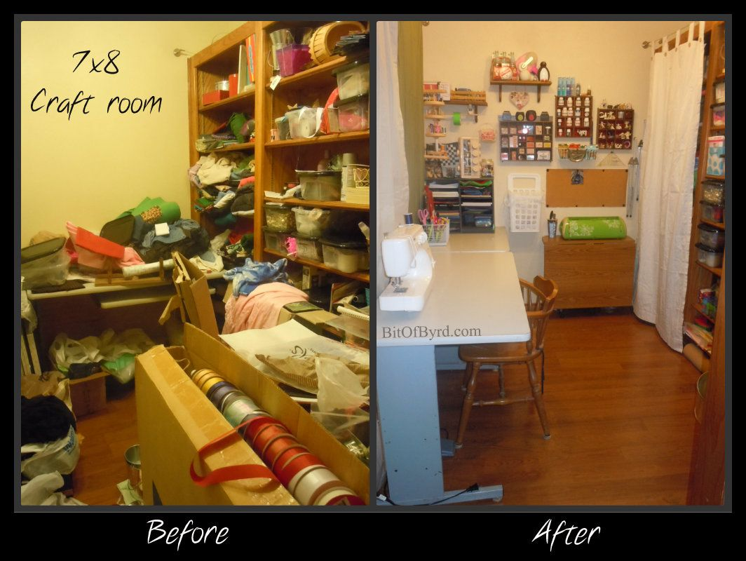 Ideas For Craft Sewing Rooms