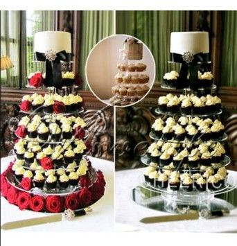 Extra Large Cupcake Stand / Free Shipping $99