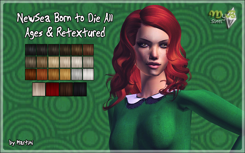 NewSea Born to Die All Ages & Retextured
