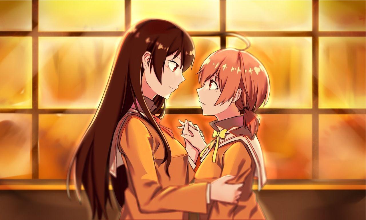 Pin By Natalya Boyka On Specific Images 1 Anime Yuri Manga Kawaii Anime