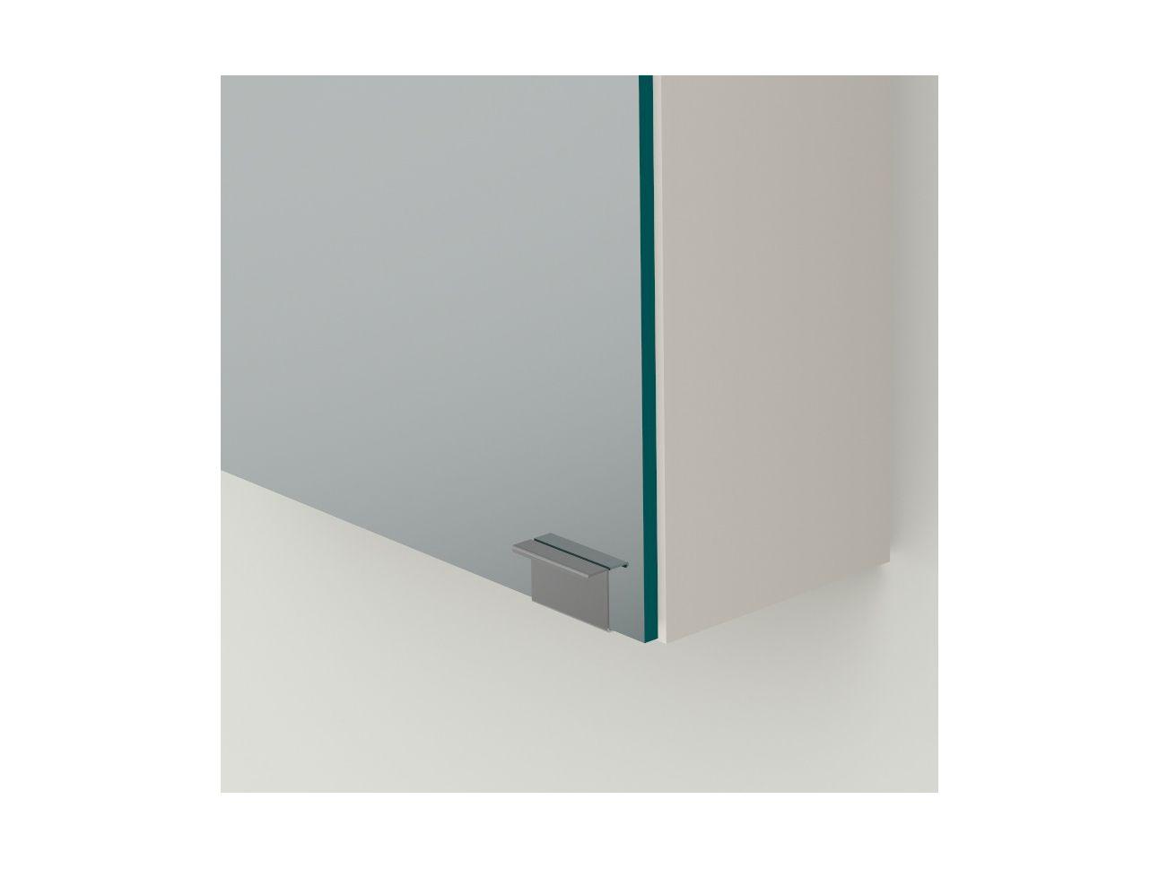 Einbau Spiegelschrank Nach Mass Mit 3 Turen Balos In 2020 Einbau Spiegelschrank Spiegelschrank Badezimmer