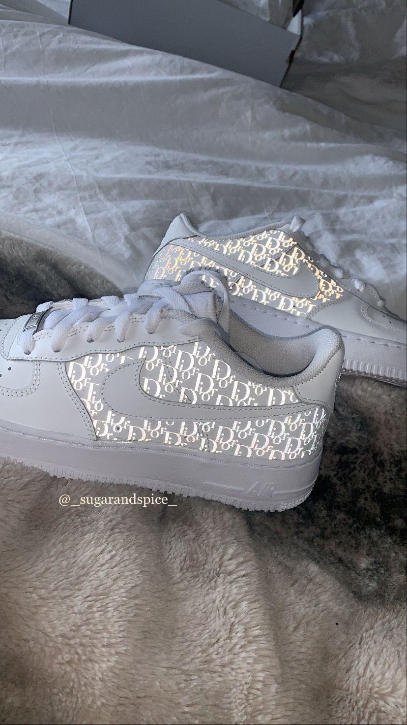 Custom Creps Shop Depop in 2020 Nike shoes air force