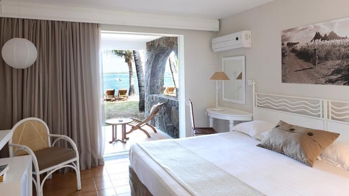 Chambre hotel tropical attitude