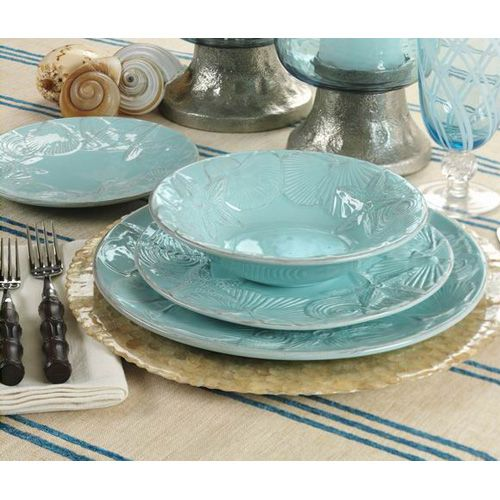 Seashell Dishes Dinnerware Seaside Inspired From Seasideinspired